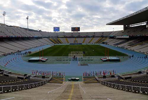 Olympisch stadion Barcelona