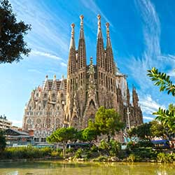 Sagrada Familia Barcelona tickets